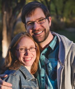Zack and Natalie Lawrence, Owners of Standing Sun Productions
