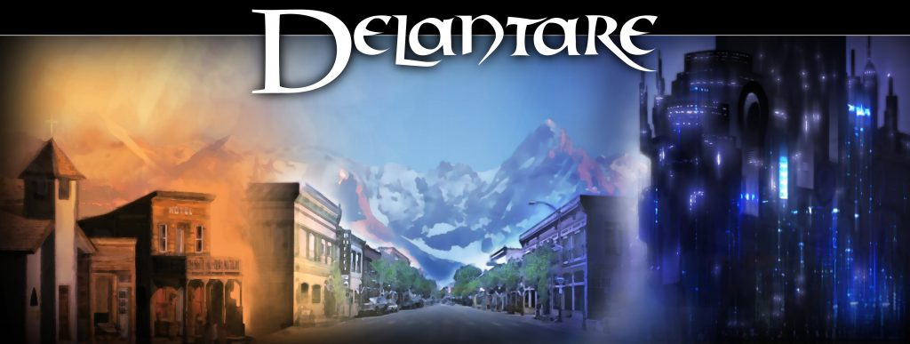 Delantare concept art by Bart Willard - Standing Sun Productions