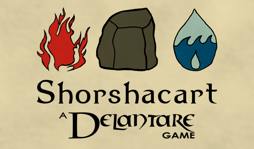 Shorshacart - A Delantare Game - coming soon!