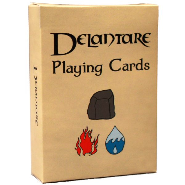 Delantare Fantasy Playing Cards