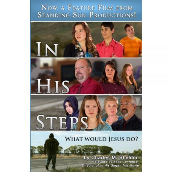 In His Steps - Paperback, Movie Tie-In Edition - Front cover