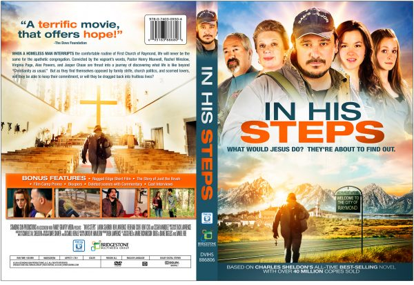 In His Steps DVD cover - Standing Sun Productions