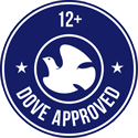 Dove Seal 12+ Dove Approved