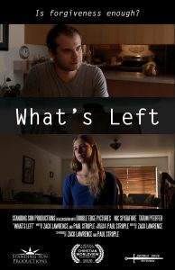 What's Left by Standing Sun Productions in association with Double Edge Pictures